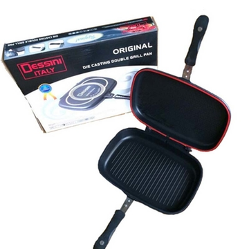 Dessini Double Sided Grill Pan Non Stick Italy Orderit