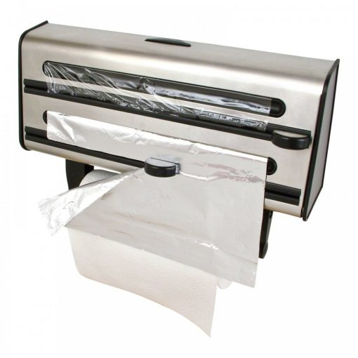 Stainless Steel Multi Roll Dispenser