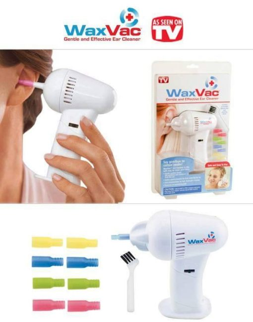 WAXVAC Ear Cleaner in Pakistan