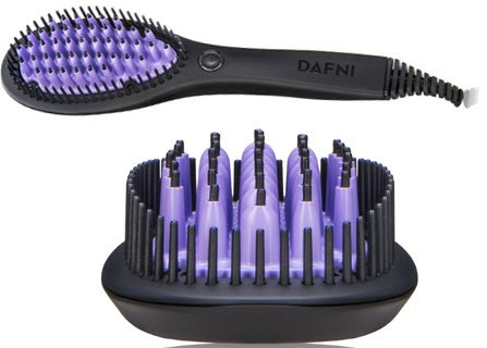 DAFNI Hair Straightener Brush