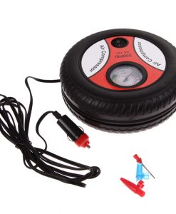 Electronic Mini Tyre Inflator Compressor