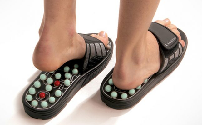 Foot Massager Slippers