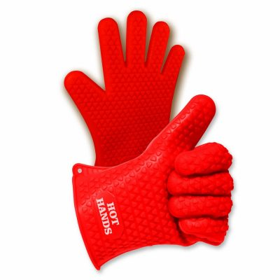 Hot Hand Silicone Cooking Gloves