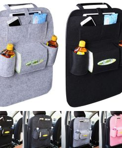 Car Seat Multi Pocket Bag