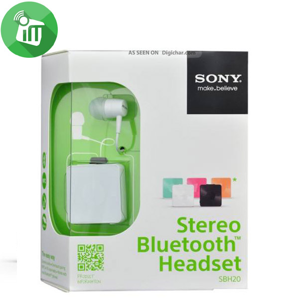 Sony Stereo Bluetooth Headset SBH20