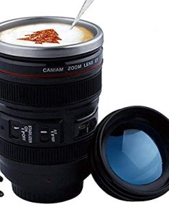 Tea / Coffee Cup Camera Lens Shape