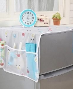 Waterproof Refrigerator Fridge Cover
