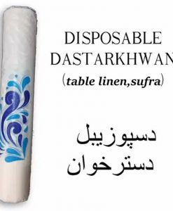 Disposable Table Sheet Cover Dastarkhwan
