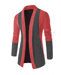 UNISEX CARDIGAN UPPER STUFF TERRY